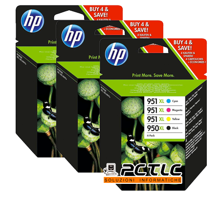 CARTUCCE ORIGINALI HP - XL